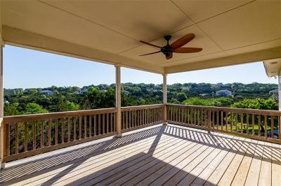 Lago Vista Single Family Home Pending: 20804 Oak Rdg