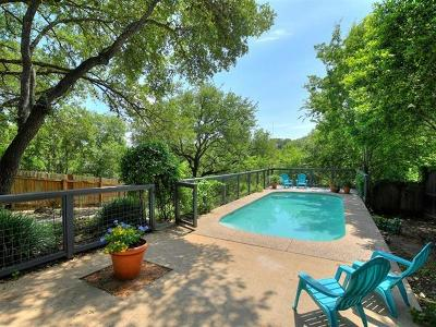 Single Family Home For Sale: 5306 Mount Bonnell Rd
