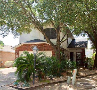 Austin Single Family Home For Sale: 1437 Merchants Tale Ln