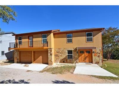Leander Single Family Home Active Contingent: 17706 Chalet Cir