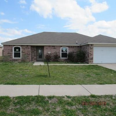 Coryell County Single Family Home For Sale: 2102 Gail Dr