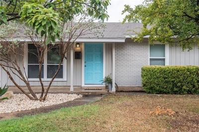 Austin Single Family Home For Sale: 1506 Fairfield Dr