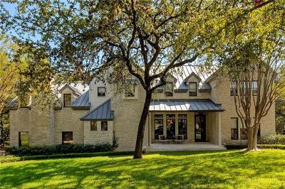 Hays County, Travis County, Williamson County Single Family Home For Sale: 2501 Berenson Ln