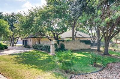 Horseshoe Bay Single Family Home For Sale: 1422 Hi Circle North