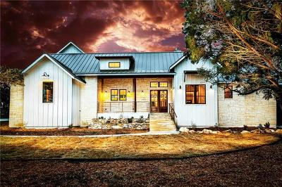 New Braunfels Single Family Home For Sale: 742 Haven Point Loop