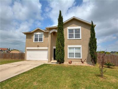 Kyle Single Family Home Pending - Taking Backups: 166 Sheran Cv