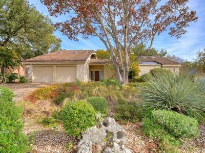 Austin Single Family Home Pending - Taking Backups: 6302 Lost Horizon Dr
