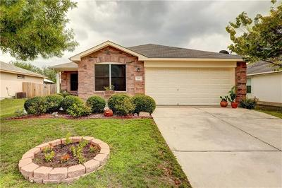 Hutto Single Family Home Pending - Taking Backups: 106 Wiley St