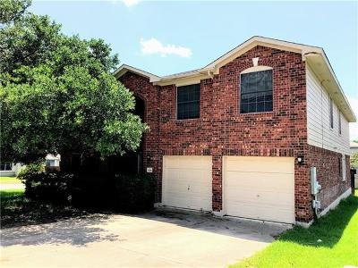 Travis County Single Family Home For Sale: 801 Runners Rdg