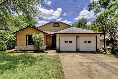 Austin Single Family Home For Sale: 915 Pyegrave Pl