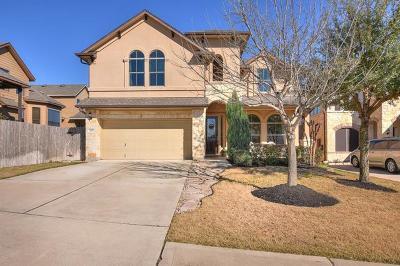 Round Rock Single Family Home Pending - Taking Backups: 205 Entrada Way