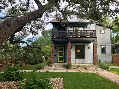 Austin TX Single Family Home For Sale: $925,000