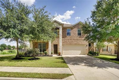 Round Rock Single Family Home Pending - Taking Backups: 809 Centerbrook Pl