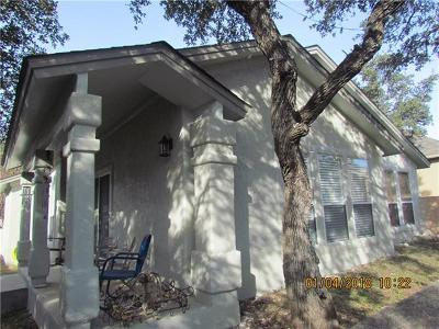 Wimberley Single Family Home For Sale: 3 Villa Mdw