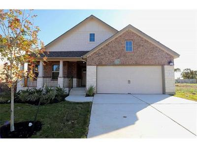 Buda Single Family Home For Sale: 131 Patriot Dr