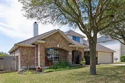 Pflugerville Single Family Home Pending - Taking Backups: 105 Loyola Dr