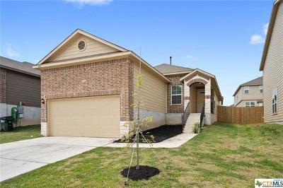 San Marcos Single Family Home For Sale: 209 Lake Gln