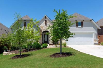 Austin Single Family Home For Sale: 18712 Waltz Ct