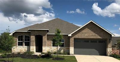 Leander Single Family Home For Sale: 1308 Deering Creek Ct
