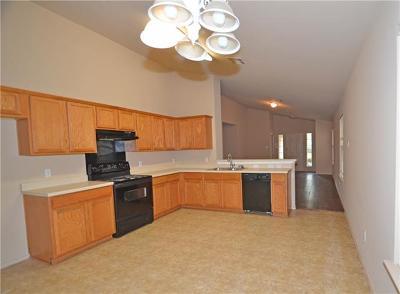 Manor Single Family Home Pending - Taking Backups: 12824 James Madison St