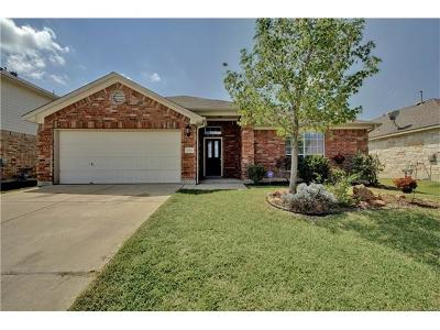 Pflugerville Single Family Home For Sale: 18420 Dry Brook Loop