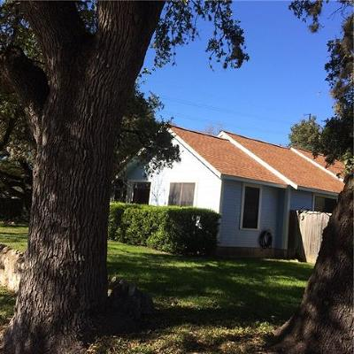 Hays County, Travis County, Williamson County Single Family Home Pending - Taking Backups: 912 W Annie St #A