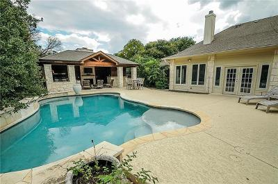Austin Single Family Home For Sale: 10920 Centennial Trl