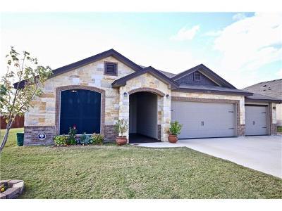 Killeen Single Family Home Pending - Taking Backups: 6511 Brushy Creek Dr