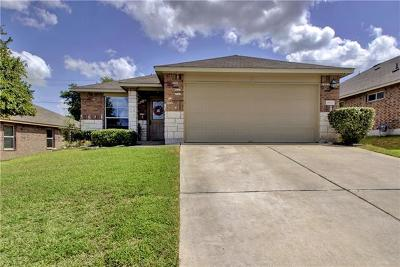 Austin Single Family Home For Sale: 11505 Satchel Dr