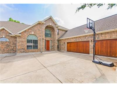 Lakeway Single Family Home For Sale: 15304 Dorothy Dr