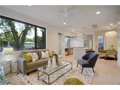 Austin Condo/Townhouse For Sale: 1114 Mariposa Dr #B