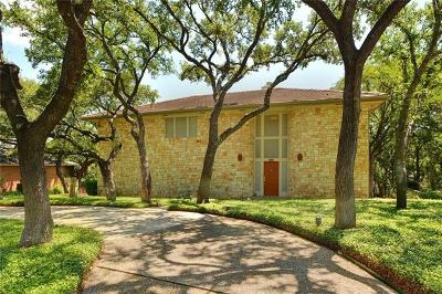 Austin Single Family Home For Sale: 1801 Brookhaven Dr