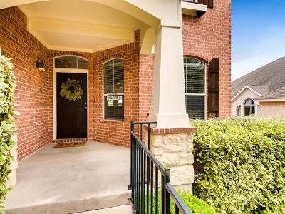 Austin Single Family Home For Sale: 268 Winecup Way