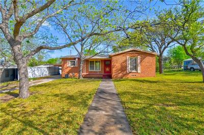 Lampasas Single Family Home Pending - Taking Backups: 21 Sue Ann Dr