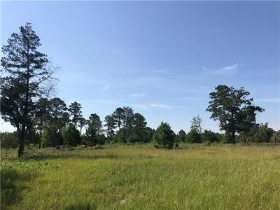 Paige Residential Lots & Land For Sale: 597 Cardinal Dr