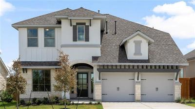 Leander Single Family Home For Sale: 1352 Low Branch Ln