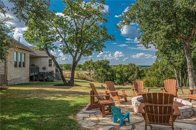Leander Single Family Home For Sale: 3620 Juniper Rim Rd