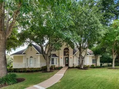 Single Family Home Pending - Taking Backups: 3112 Crowheart Cv