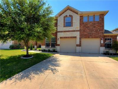 Buda Single Family Home For Sale: 1149 Heep Run