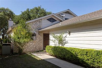 Wimberley Single Family Home For Sale: 206 Overlook Ct