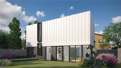 Austin Single Family Home For Sale: 1805 Bluebonnet Ln #B