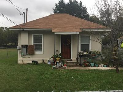 Single Family Home For Sale: 1133 Saucedo St