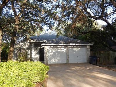 Single Family Home For Sale: 8001 Finch Trl
