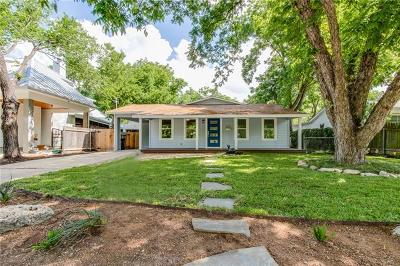 Austin Single Family Home For Sale: 1202 Alguno Rd