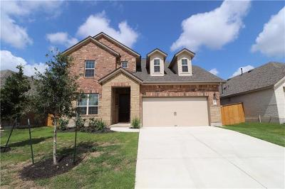 Highlands At Mayfield Ranch Single Family Home For Sale: 4116 Presidio Ln