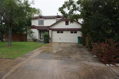 Single Family Home For Sale: 807 Russet Valley Dr