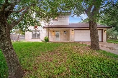 Belton Single Family Home For Sale: 5330 Denmans Loop