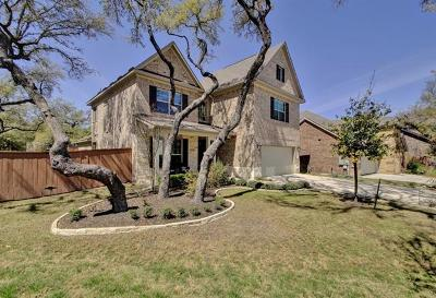 Austin Single Family Home For Sale: 10825 Wiregrass Way
