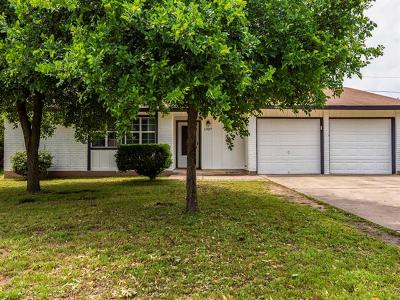 Round Rock Rental For Rent: 1907 Farnswood Dr