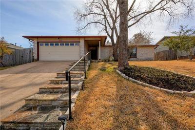 Single Family Home For Sale: 8405 Hanbridge Ln
